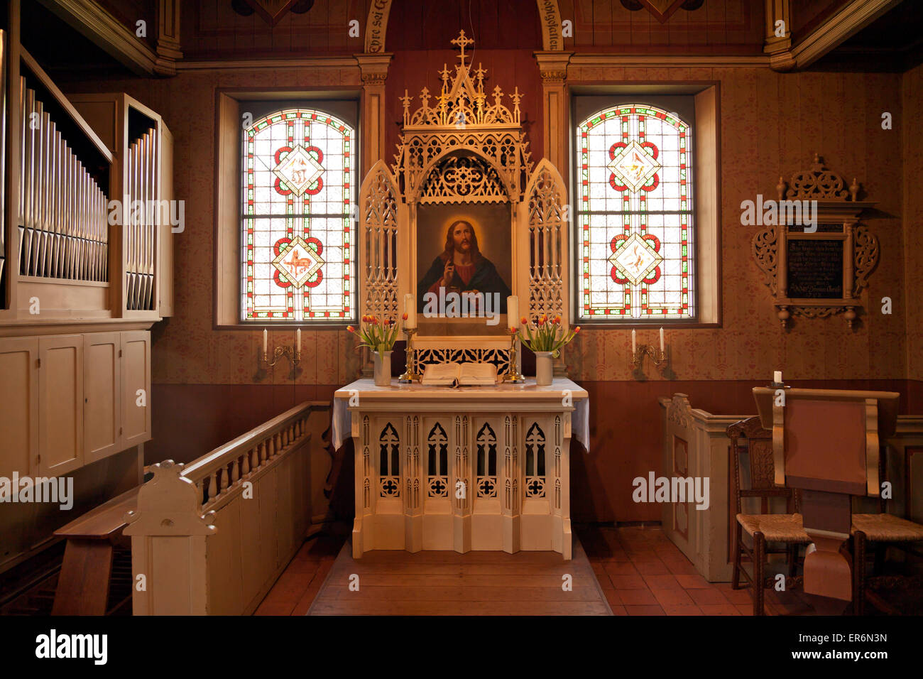 inside protestant church diagram wiring for car stereo kenwood stock photos and