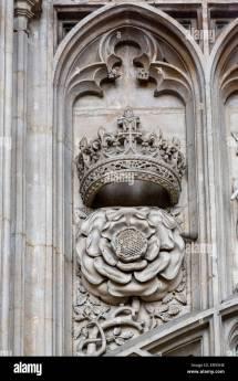 Tudor Rose Stock & - Alamy