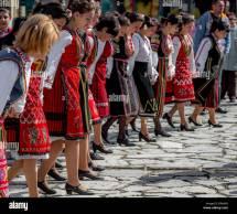 National Bulgarian Dances
