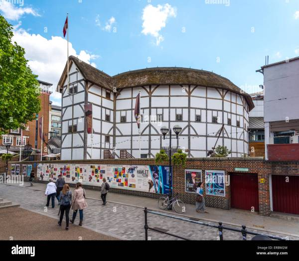 Shakespeare Globe Theatre London