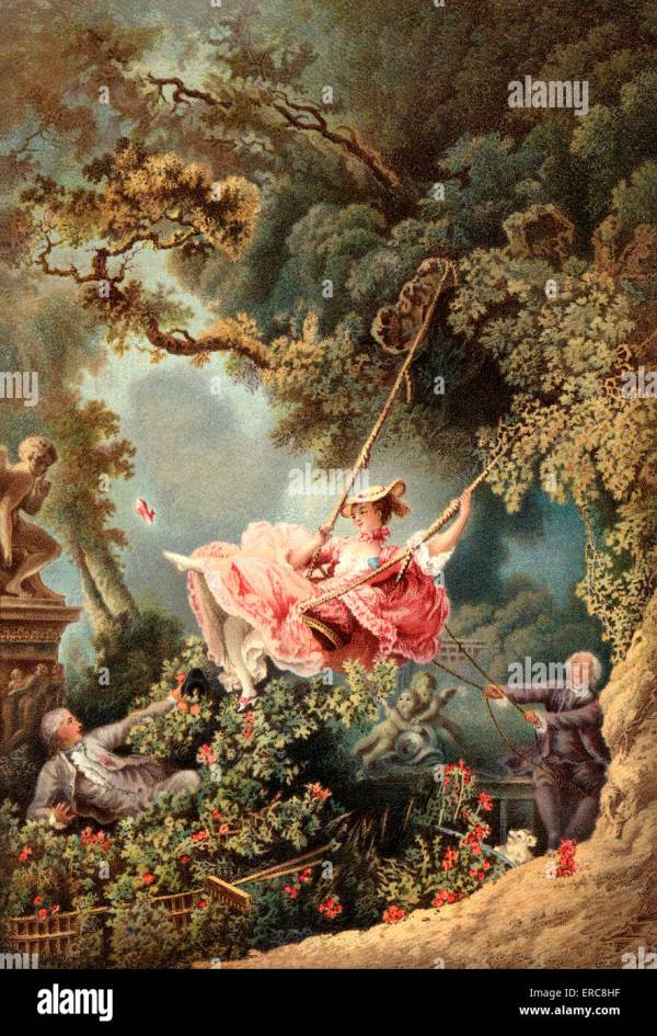 20 Painting By Jean Fragonard The Swing Pictures And Ideas On Meta