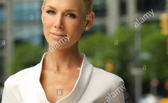 Dr Gunhild Stordalen In Manhattan New York Usa Stock