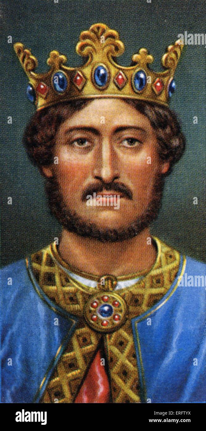 King Richard I Reigned