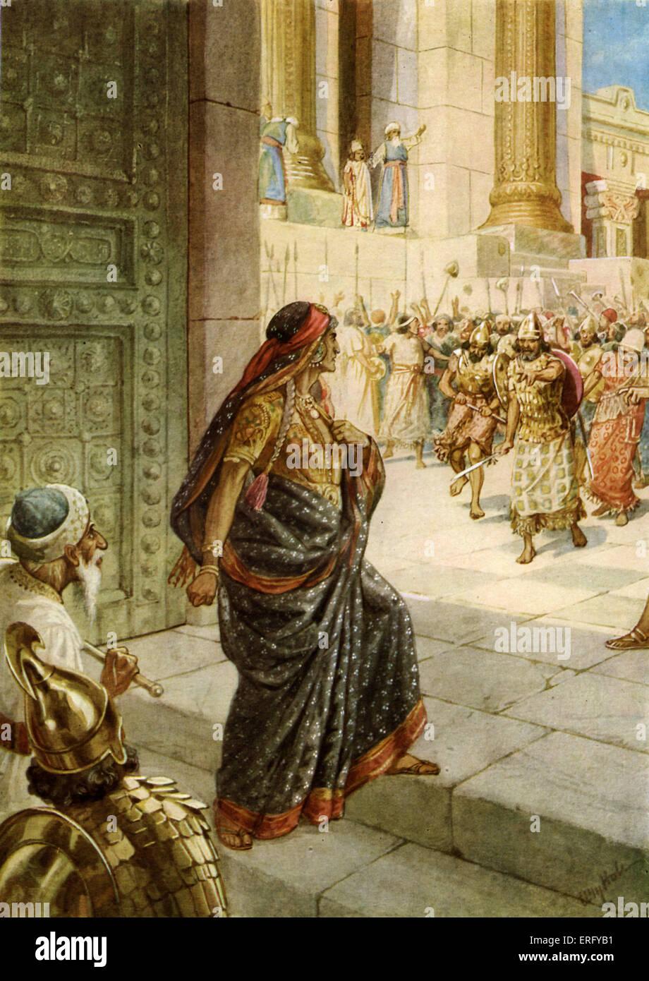 The coronation of Joash and death of Athaliah 2