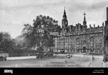 Early 20th Century London