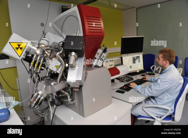 TESCAN ORSAY HOLDING, a producer of electron microscopes ...