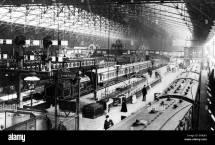 Birmingham Train Station
