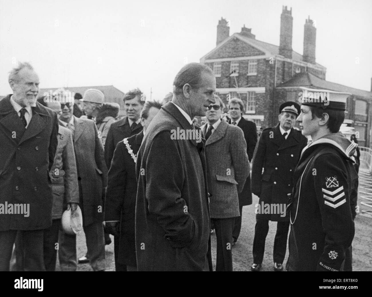 Image result for sea cadet corps and prince charles