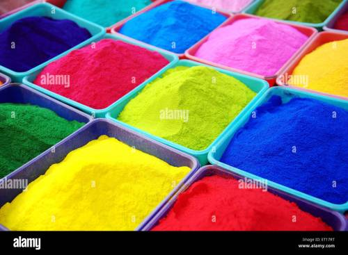 small resolution of holi festival different colours for sale