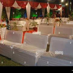 Chairs For Party Hall Distressed Leather In Marriage Reception Guna Madhya Pradesh