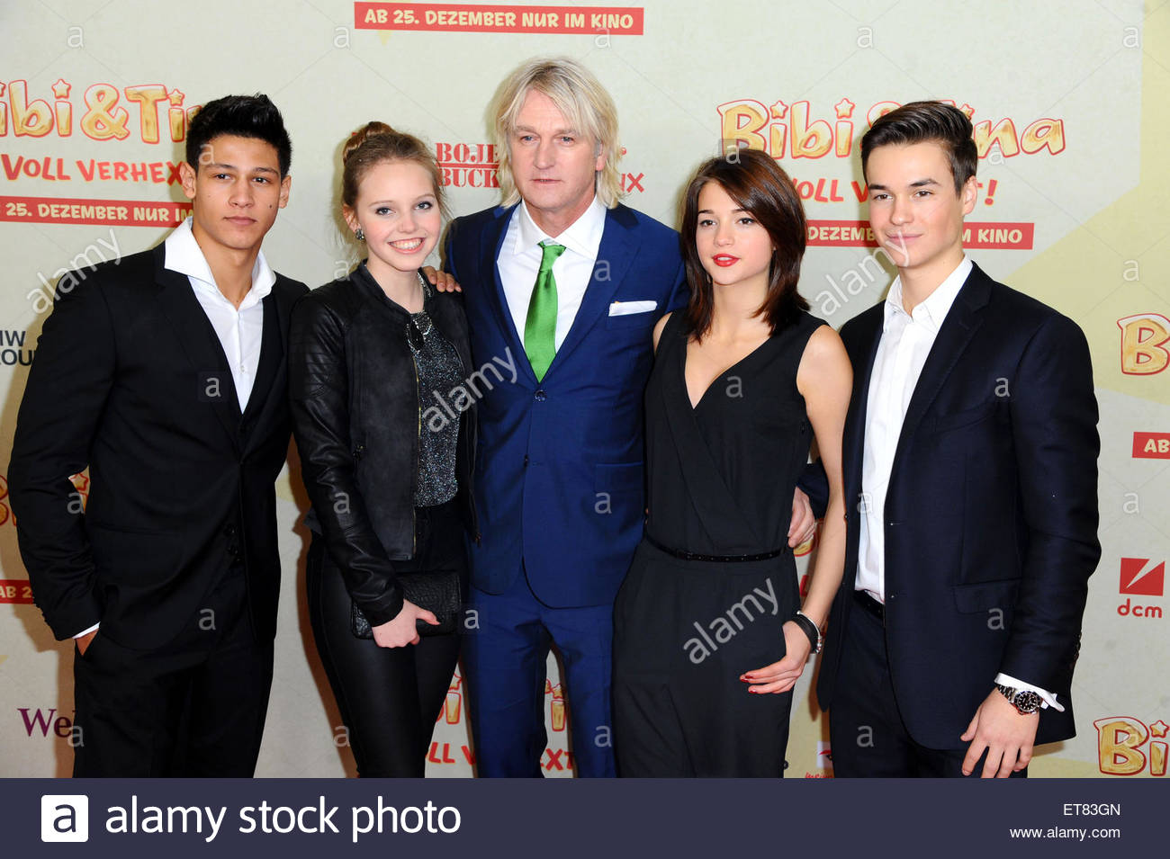 Zoo Palast Roter Teppich World Premiere Of 39bibi Und Tina Voll Verhext 39 At Zoo