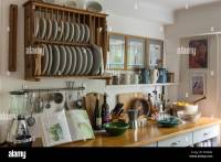Wooden Plate Racks For Kitchens & Wooden Wall Plate Racks ...