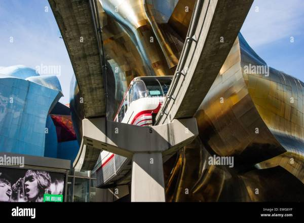 Emp Museum Experience Music Project Seattle Centre