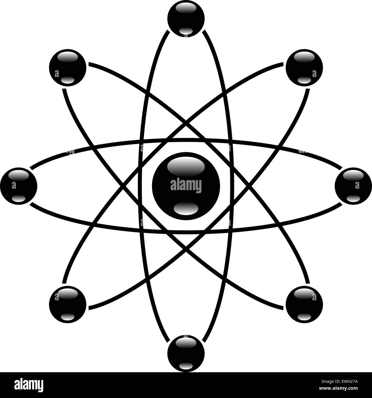 orbital diagram for beryllium make your own venn electron stock photos and