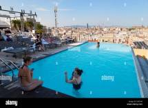 Central Pool Stock & - Alamy