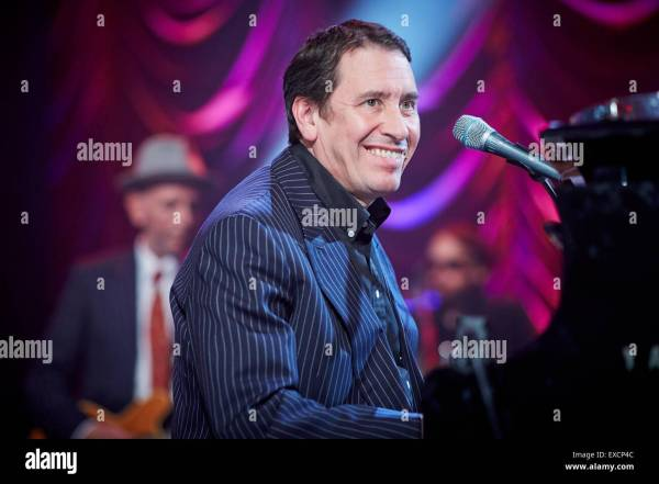 Jools Holland Piano Audiophile Man - Year of Clean Water