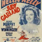 Little Nellie Kelly Judy Garland Movie Poster Stock Photo Alamy