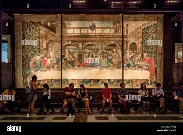 Leonardo Da Vinci Last Supper Museum