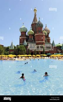 Kremlin Pool Stock & - Alamy