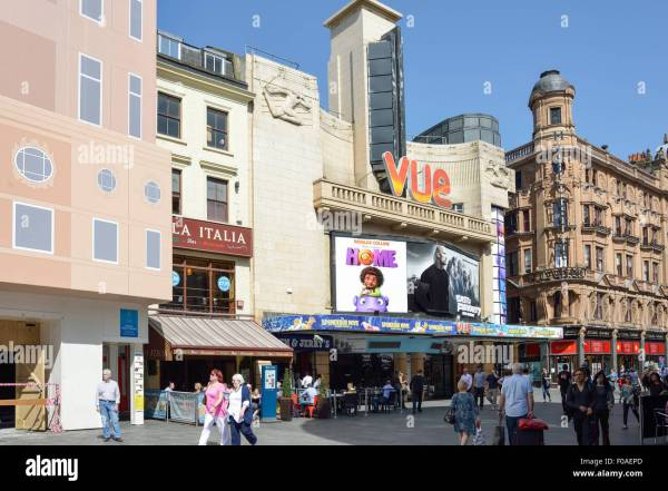 Leicester Square London Historical Stock &