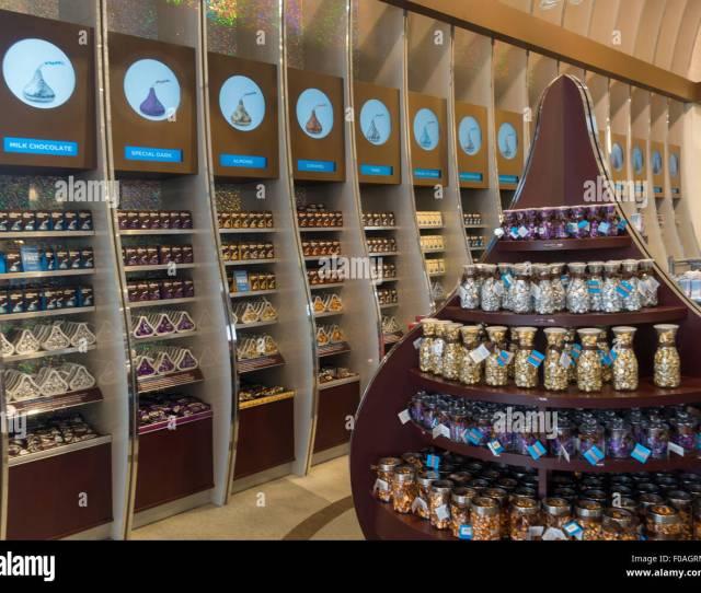 Hersheys Chocolate World Tour In Hershey Pa