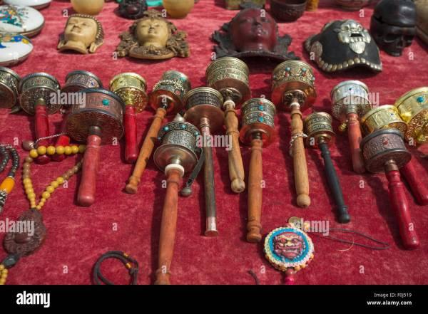 Market In Bhutan Stock &