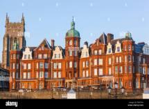 England Norfolk Hotel De Paris Stock &