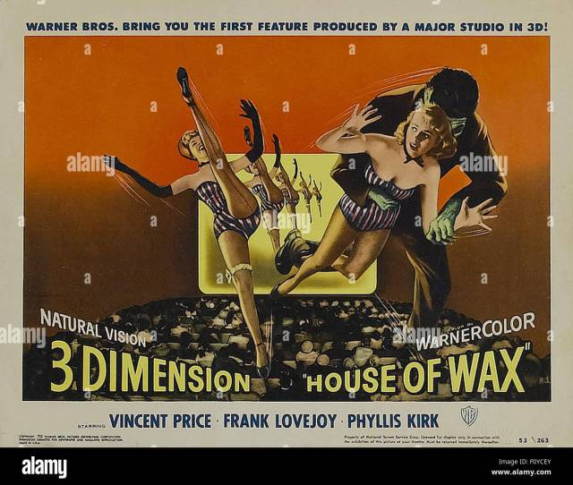 House Of Wax 08 Movie Poster