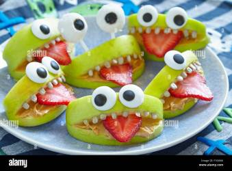 Food Monster High Resolution Stock Photography and Images Alamy