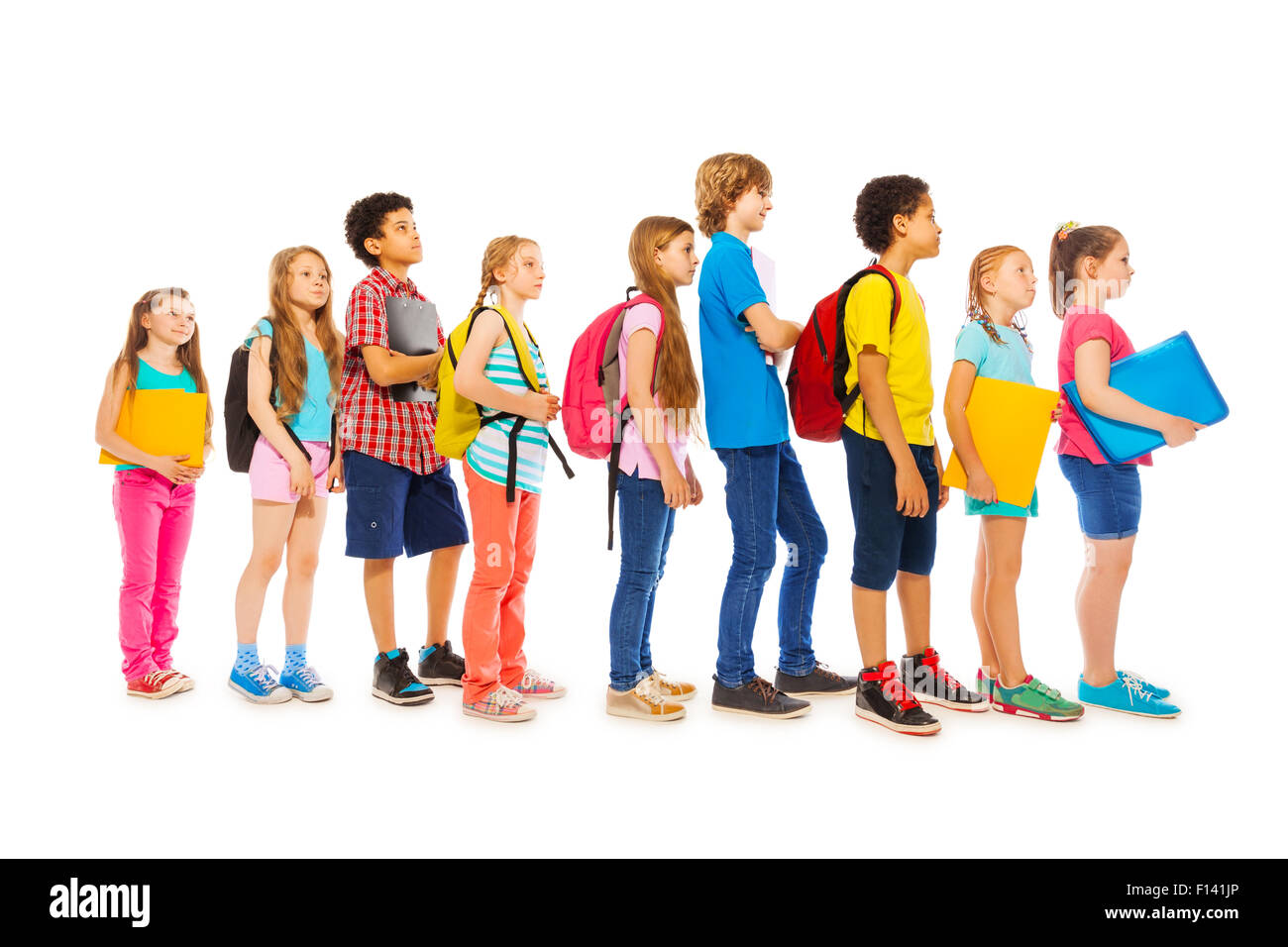 School Kids Cut Out Stock Images Amp Pictures