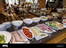 Holiday Inn Hotel Breakfast Buffet