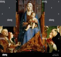Renaissance Altarpiece Stock &