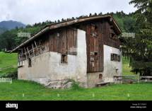 Heidi House Maienfeld Swiss Chalet Setting Of
