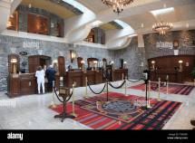 Banff Springs Hotel National Park Stock &