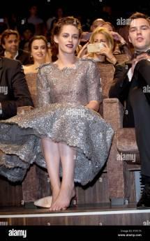 Venice Italy. 5th September 2015. Actress Kristen