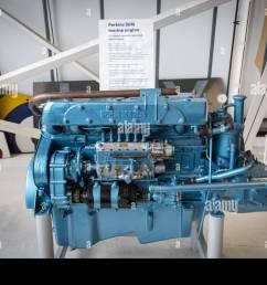 perkins s6m marine engine the raf [ 1300 x 956 Pixel ]