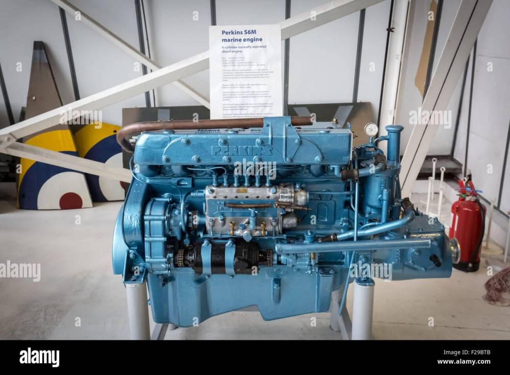 medium resolution of perkins s6m marine engine the raf