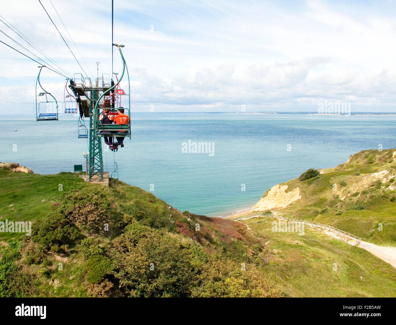 old people chair lift wedding cover hire adelaide a takes down to the sandy beach where they can see multi coloured chalk in cliff cable car is many decades and remains very