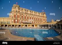 Biarritz Stock & - Alamy