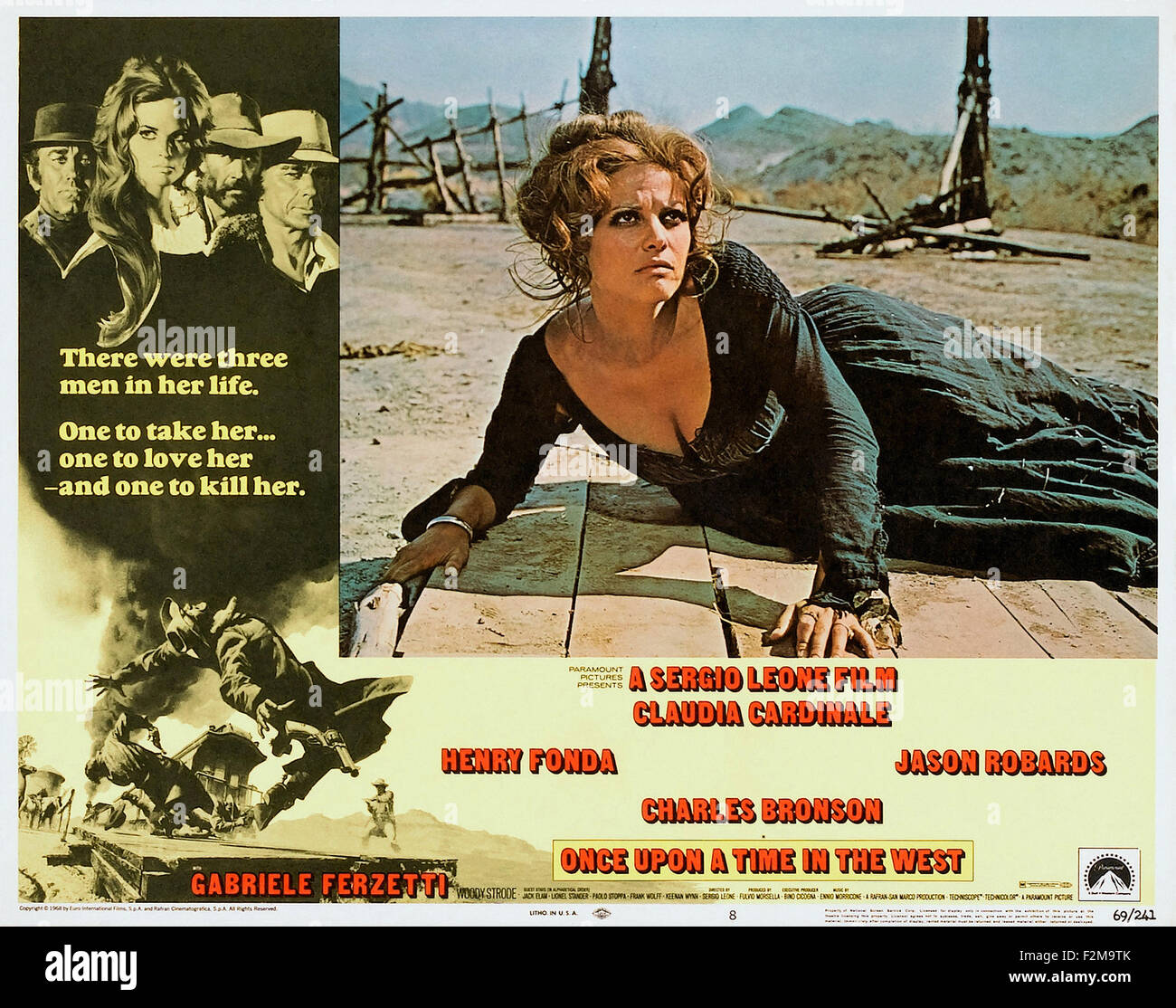 https www alamy com stock photo once upon a time in the west movie poster 87727939 html