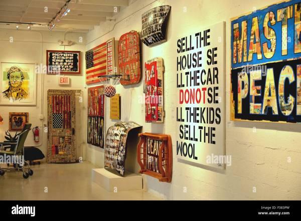 Florida Miami Wynwood Art Stock 88074417