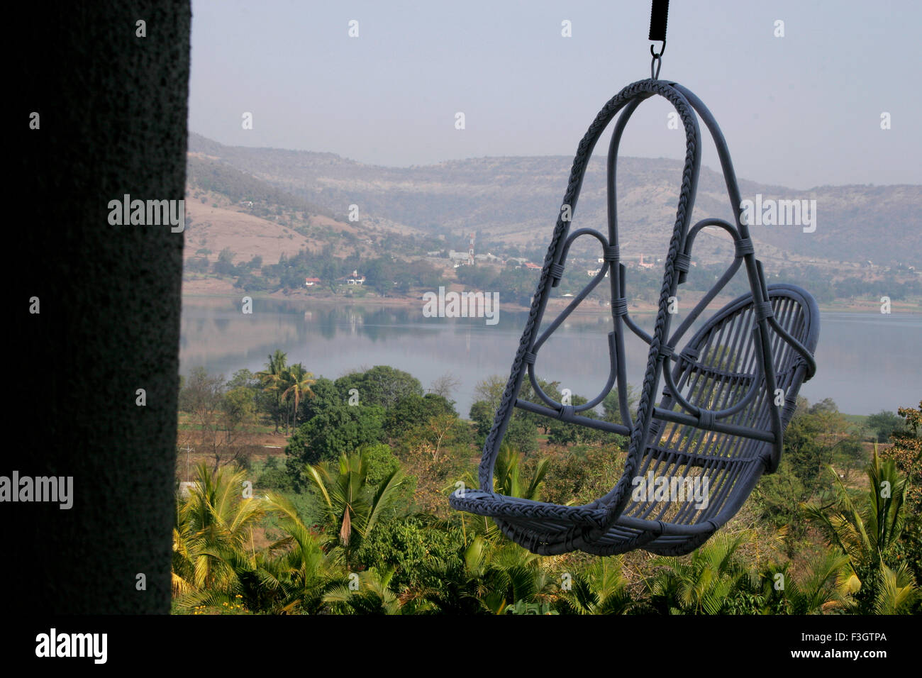 swing chair sri lanka extra large beach chairs cane furniture stock photos and images