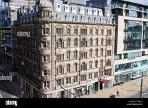 Waverley Hotel Princes Street Edinburgh Scotland