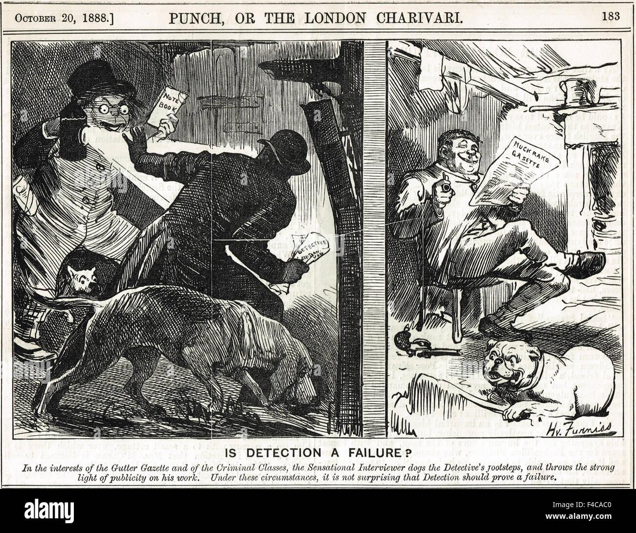 Jack Ripper Cartoon