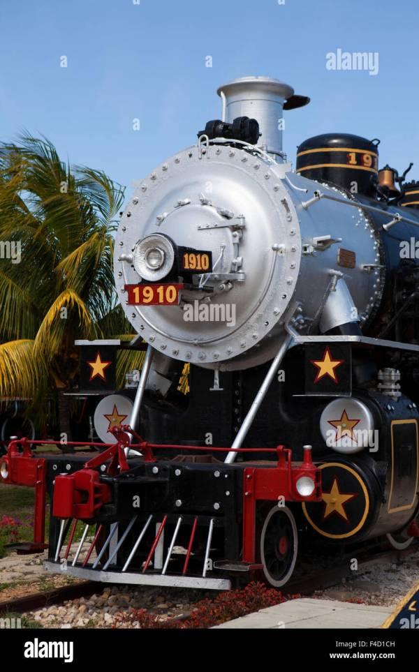 Steam Locomotive Factory Stock &