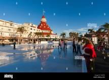 Hotel Del Coronado Christmas San Diego California