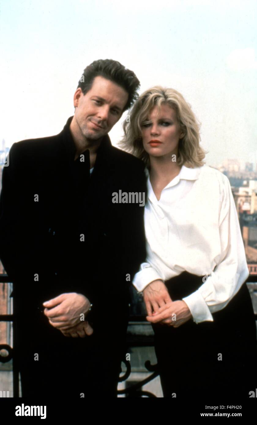 Kim Basinger 9 Semaines 1/2 : basinger, semaines, Mickey, Rourke, Basinger, Weeks, Directed, Stock, Photo, Alamy