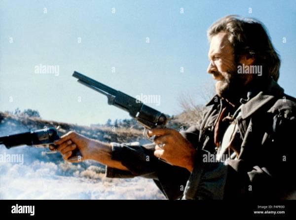 Josey Wales Gatling Gun