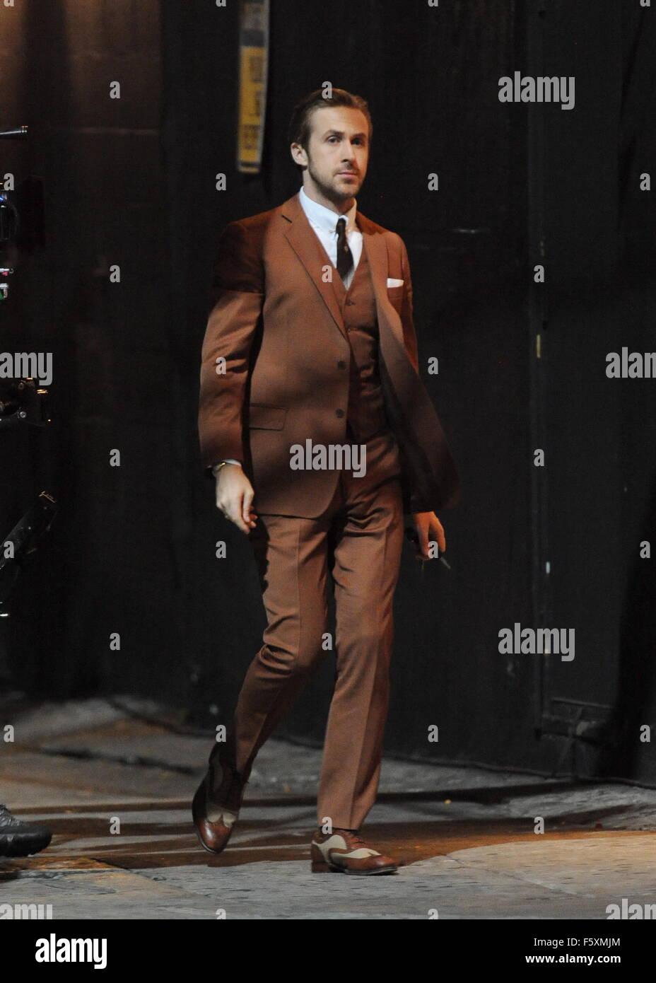Ryan Gosling La La Land : gosling, Gosling, Sports, Vintage, Brown, Scene, Land,', Stock, Photo, Alamy