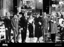 Grand Hotel 1932 Movie Casts